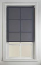 Grey/blue Translucent Blind