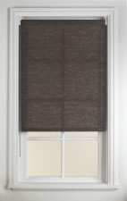 Brown Textured Blinds